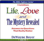 Life, Love and The Mystery Revealed