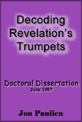 A52. Decoding Revelation's Trumpets (Doctoral Dissertation)